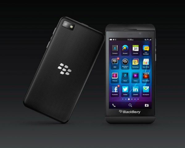 Blackberry - The New Z10