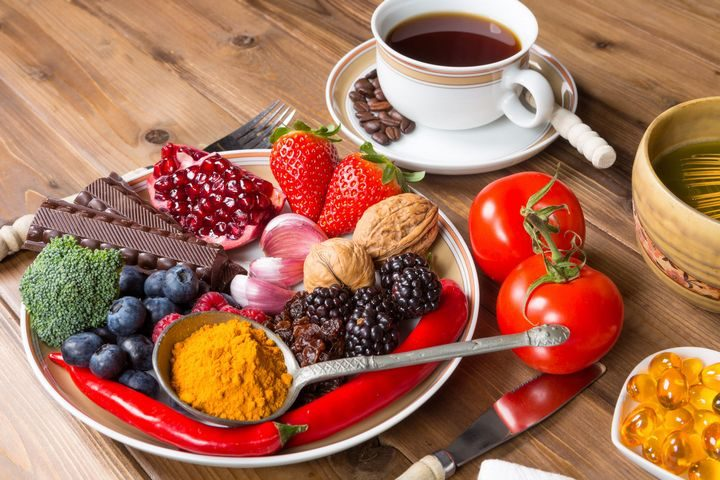 Benefits Of Antioxidants How Do Antioxidants Keep Us Healthy