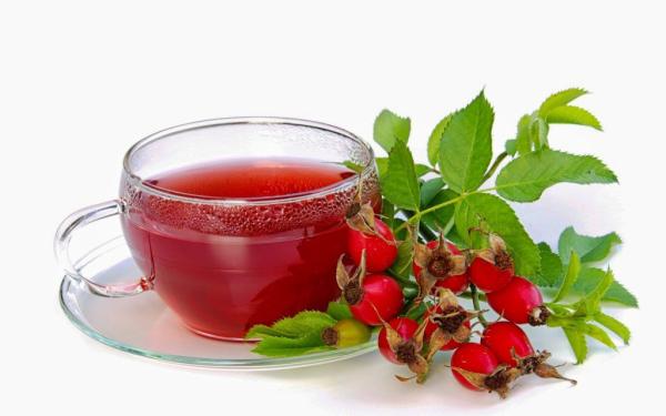 Health Benefits Of Consuming Rosehip Tea
