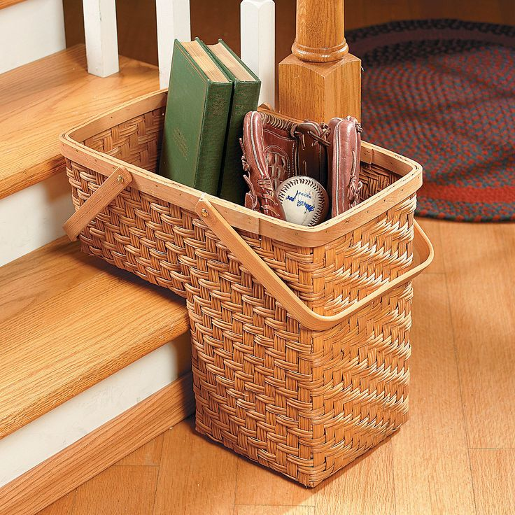Modern Life Turning You Into A Basket Case? Get Basket Weaving!