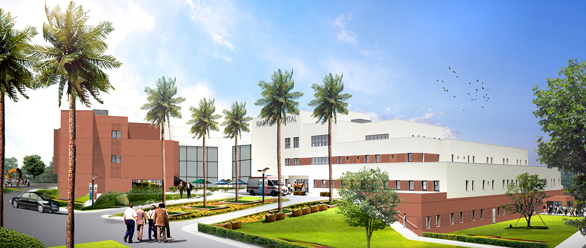 Why Hospital Planning and Designing Plays An Important Role?