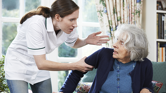 Detecting Elder Abuse in Assisted Living Institutions Be Aware of the Warning Signs