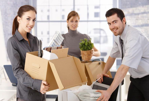 5 Golden Rule for better Office Removals Planning