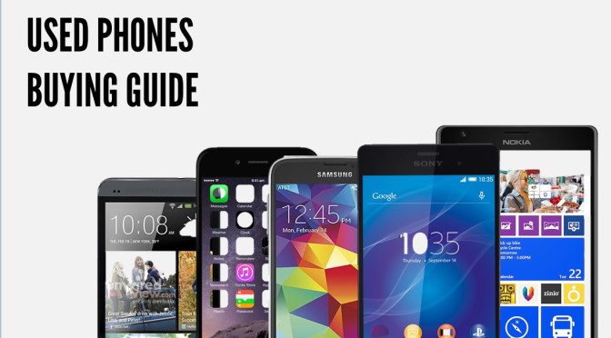 6 Things to Consider When Buying A Used Phone
