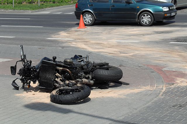 Motorcycles and Accidents In The United States