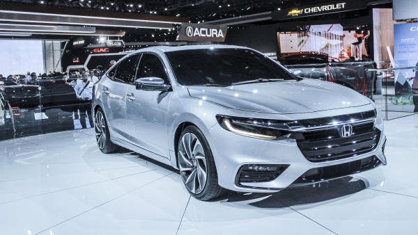 Honda city hybrid 2019